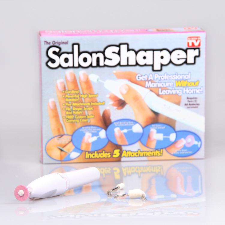 Salon Shaper Electronic Nail Care System